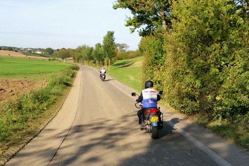 Motorrijbewijspoint Tilburg examengarantie