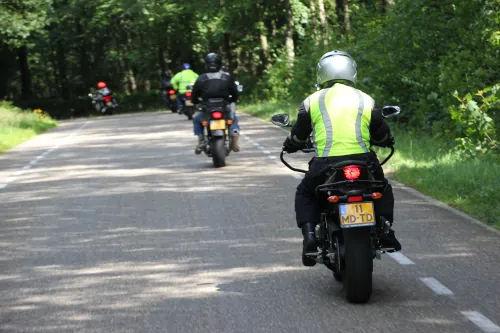 Motorrijbewijspoint Tilburg motor lesplan