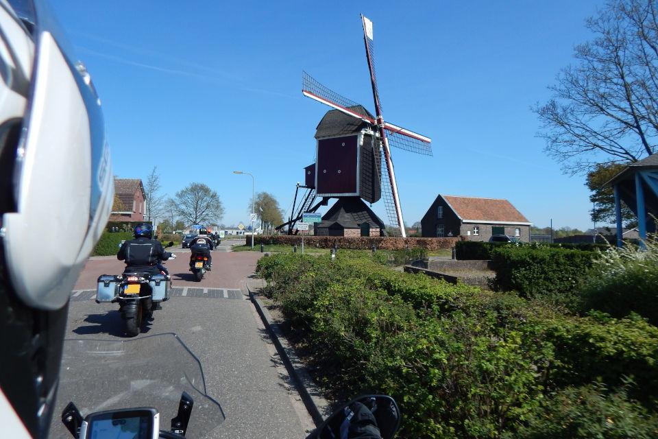 Motorrijbewijspoint Tilburg motorrijlesplan
